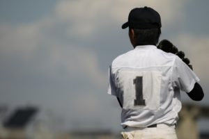 投手の写真