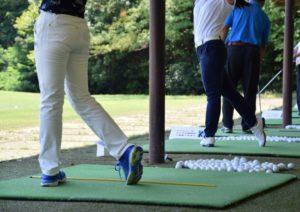 ゴルフの写真